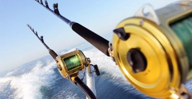 saltwater fishing gear