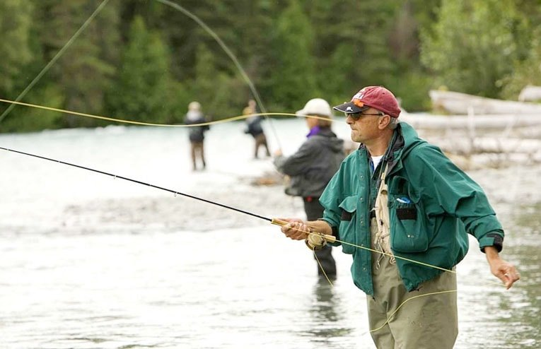 Fly Fishing for Beginners Casting